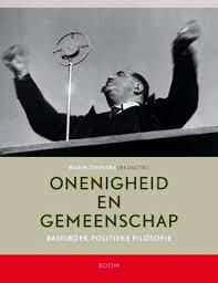 Onenigheid en gemeenschap. Basisboek Politieke Filosofie